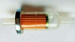 Motorcycle Fuel Filter 11 mm x 11 mm for Honda Models CBR GL NT NTV ST VFR XL