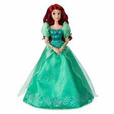 "Disney Authentic Little Mermaid Ariel's Celebration Doll 16"" Limited Edition NIB"