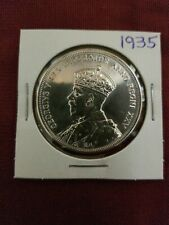 1935 Canadian Silver Dollar 1st Year
