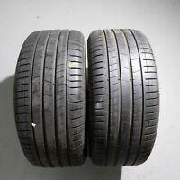 2x Pirelli P Zero MOE * Sommerreifen Runflat 275/30 R20 97Y DOT 0916 6,5 mm