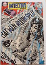 Detective Comics #378 VF Batman-Robin Split