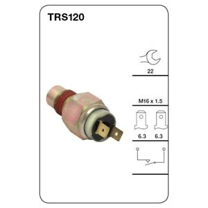 Tridon Reverse Light switch TRS120 fits Ford Falcon 3.2 EFI (EA), 3.3 (XF), 3...