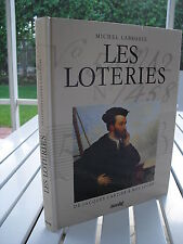 LES LOTERIES DE JACQUES CARTIER A NOS JOURS BY MICHEL LABROSSE 1985
