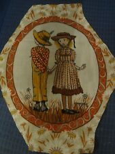 Large HOLLY HOBBIE Fabric Panel (31cm x 37cm) #4