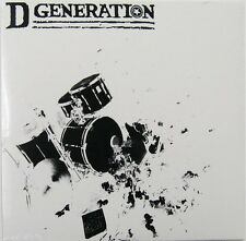 """Queens of A / Piece Of The Action D Generation 10"""" Vinyl Record RSD Import NEW"""