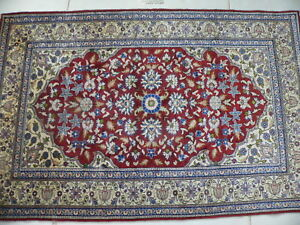 TURKISH KAYSERI SILK RUG