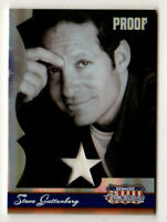 2007 Donruss Americana Relic Material PROOF #4 Steve Guttenberg! 62/100!