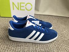 Adidas Vulc Mens Suede Trainers Size UK 10 EUR 44.2/3