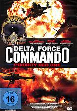 DELTA FORCE COMMANDO: Priority Red One (DVD) *NEU OPV*