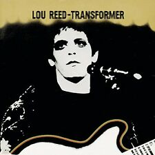 LOU REED TRANSFORMER REMASTERED CD NEW