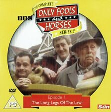 Only Fools And Horses- 2nd Series Episodes 1 to 7 + Christmas Special (6 Discs)