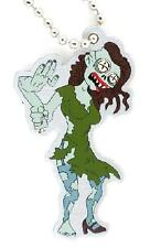 Geocaching Zombie Woman Trackable Travel Bug Unactivated Free Shipping