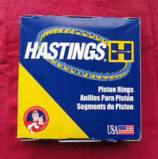 Harley TWIN CAM Piston RINGS 1550cc KB (Keith Black) Hastings 2M 4985 .020