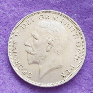 1932 HALF CROWN GEORGE V