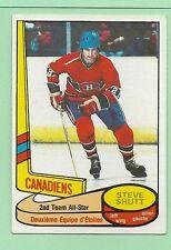 1980-81 OPC# 89 Steve Shutt Card