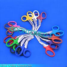 "100 Utility Scissors 7.5"" Emt Medical Paramedic Nurse"