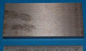 """Cast Gray Iron Sheet / Plate, .414"""" (10.52mm), 6x3"""""""