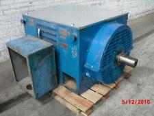 800 HP General Electric AC Electric Motor 1200 RPM Fr 8209S DPBB 2300 V EOK