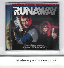 Runaway (Jerry Goldsmith) SOLD OUT Varese Ltd Ed 2,000 OOP CD Soundtrack SEALED