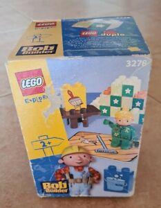 LEGO BOB the Builder 3278 NUOVO