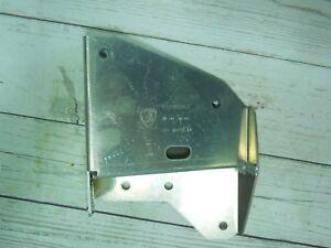 2004-2008 LAMBORGHINI GALLARDO AC MOUNTING BRACKET OEM 400260759E NEW