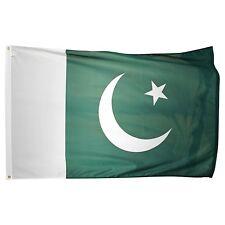 2x3 Pakistan Flag 2'x3' House Banner Brass Grommets fade resistant