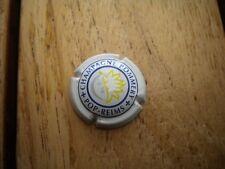 capsule de champagne quart  pop pommery  n°110  (blanc,bleu et jaune)  cote 3€
