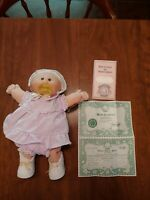 Vintage 1985 Cabbage Patch Kids Preemie Baby