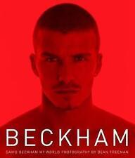 David Beckham - My World, Beckham, David, Very Good Book
