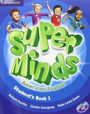 Super Minds American English Level 1 Student's Book with DVD-ROM, Gerngross, Gün