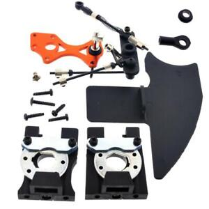 HPI 1/8  Trophy Truggy 4.6 DISC BRAKE, PADS, CALIPER, CAMS, LINKAGE & DIFF MOUNT