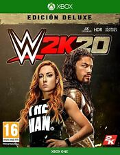 WWE 2K20 Deluxe (Xbox One)