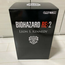 Resident Evil RE:2 Leon S Kennedy Figure Biohazard Collector Edition Capcom new