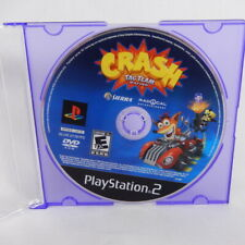 Sony Playstation 2 Crash Tag Team Racing PS2 Game Disc Only