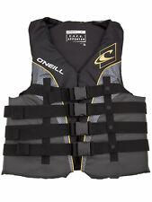 O'Neill Mens Superlite Life Vest: US Coast Guard Approved Nylon Lifejacket