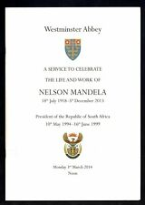 More details for royalty.gb south africa mandela prince harry tutu cameron 2014 westminster abbey