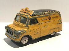 🚛 Vintage CORGI TOYS BEDFORD AA ROAD SERVICES VAN No408 Original Dinky Matchbox