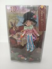 The Mad Hatter Barbie Collector Silver Label new in box