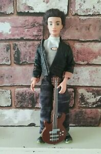 Mattel Myscene Hanging Out River Doll 2003 Barbie Ken Guitar Original Clothes
