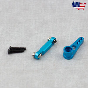 Rudder Pull Rod and 25T Servo Arm-WLtoys A949 A959 A969 A979 K929 And B Versions