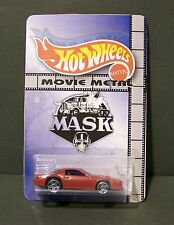 "Custom HotWheels Camaro ""Thunderhawk"" and package of  ""Movie Metal""  from MASK"
