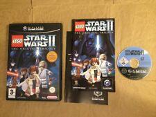 Lego Star Wars 2 The Original Trilogy,Nintendo GameCube,PAL,UK,MIB,2006,Game,Com