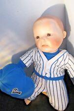 Little Boy Porcelain Doll (Vintage)