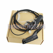 PPT Mic Headset Earpiece For Motorola XPR7350 XPR7550  XPR7580 XPR7350e XPR7550e