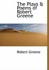 Plays & Poems of Robert Greene: By Robert Greene