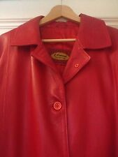 Leather Button Coats & Jackets ARMANI for Women