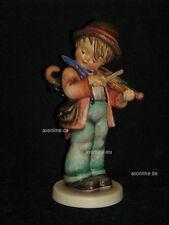 """Goebel Hummel 2/i """"geigerlein"""", Little Fiddler, chico juega violín"""