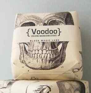 VOODOO CREATINE TABLETS > PHENOMENALLY STRONG  & ADVANCED CREATINE PILLS