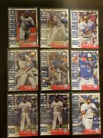 Target 2020 Topps Series 1 Vladimir Guerrero Jr. Lot of 9