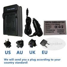 EN-EL5 Battery +Charger for Nikon Coolpix P6000 P5100 P5000 P530 P520 P4 P3